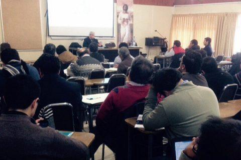Iniciada Jornada de Secretarios y Coordinadores de Pastoral