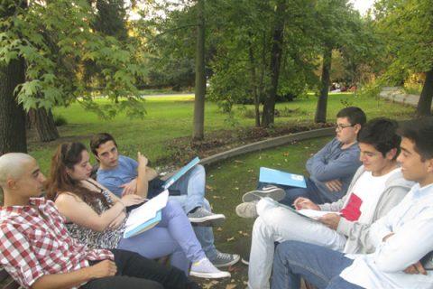 Jornada Centros de Alumnos: Estatutos, Proyecto Curricular y Exp Significativas