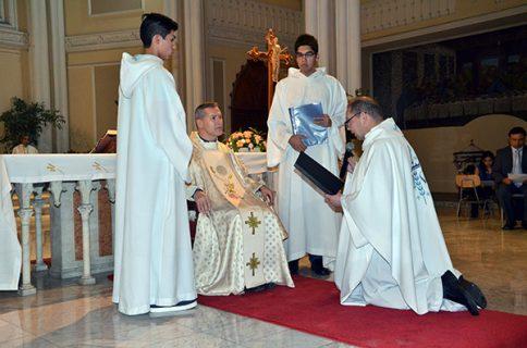 """P. Mauricio Jacques: """"Ayúdenme a ser un Buen Pastor"""""""