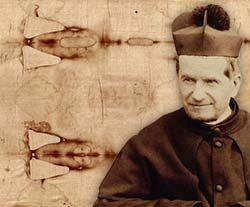 Don Bosco y los salesianos, amor por la Sábana Santa