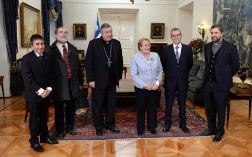 Chile en camino para la visita del Papa
