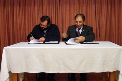 Concepción- Firmado convenio con la UCSC
