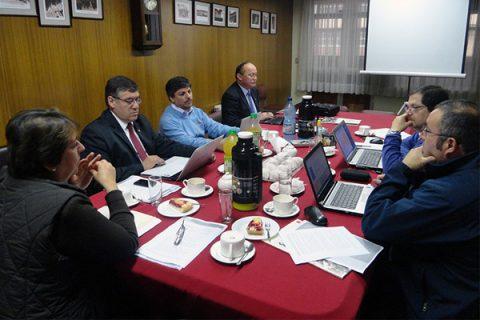 Rectores se reunieron en Concepción