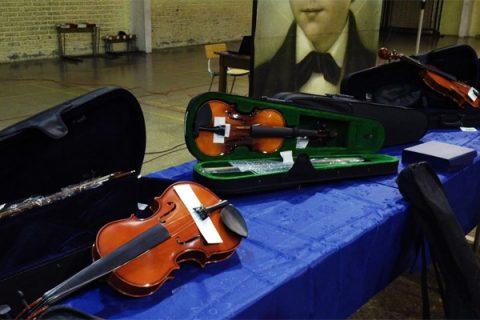 LAB – Instrumentos Orquesta de Cámara