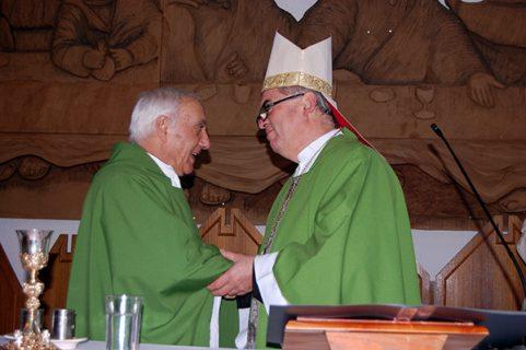 Parroquia Salesiana de Talca recibió a su nuevo Párroco