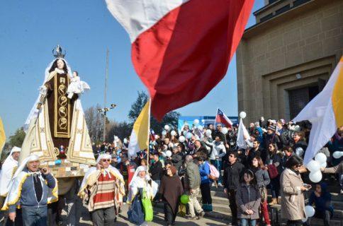 Cardenal Ezzati llamó a restablecer las confianzas durante Fiesta de Nuestra Señora del Carmen