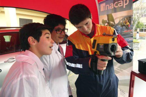 Concepción – 28 instituciones en Expo-Vocacional