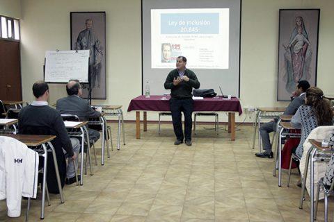 Administradores: Reforma Educacional, Animación y Gestión Educativa y Pastoral