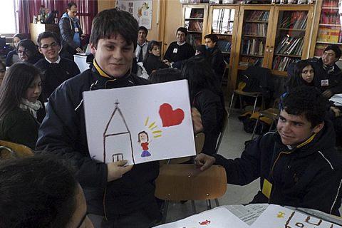 """Valdivia – """"Jóvenes Líderes en una Iglesia que Escucha, Anuncia y Sirve"""""""