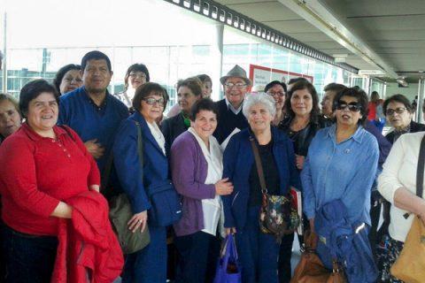 Participación chilena en el VII Congreso Internacional de María Auxiliadora