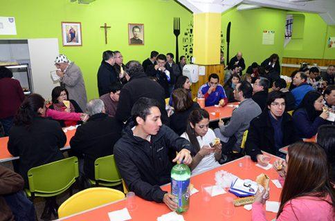 Alameda – Centro Educativo inaugura comedor para trabajadores