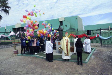 Alto Hospicio – Parroquia Nuestra Señora de la Paz celebró Bicentenario de San Juan Bosco