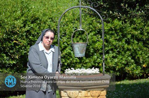 En enero asumirá nueva Provincial de las FMA en Chile: Sor Ximena Oyarzo