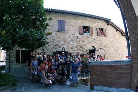 Peregrinos chilenos inician en Italia segunda semana del SYM DON BOSCO