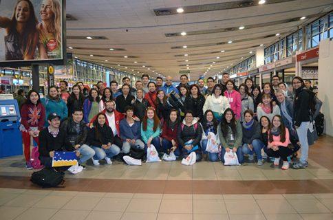 Bicentenario – Delegación chilena ya se encuentra en Roma