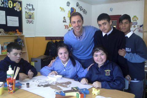 Escuela Especial mejorará condiciones para niños y jóvenes con proyecto de la OPD