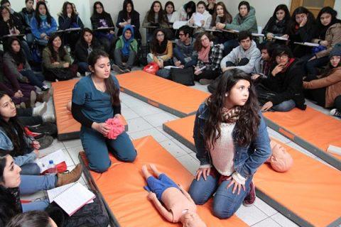 Más de 800 jóvenes participaron en los Talleres de Invierno 2015 de la UCSH