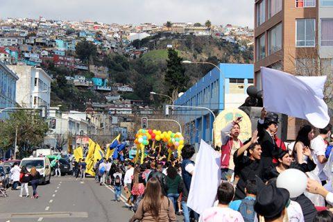 Valparaíso – Carnaval, Bailetón y Fiesta Familiar para celebrar a Don Bosco