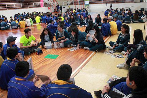 Multitudinario Campobosco en Iquique: Constructores de espacios compartidos