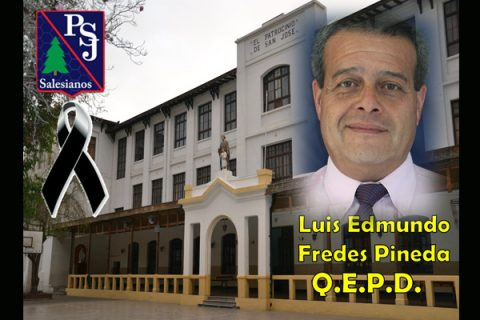 Comunidad Patrociniana despide a su querido portero Luis Fredes