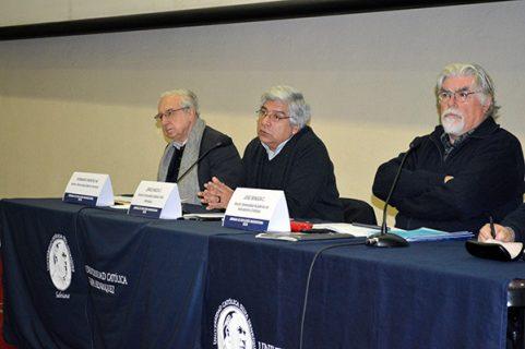 """Jorge Baeza: """"El dcto elaborado por Mineduc está muy ajeno a una buena política pública"""""""
