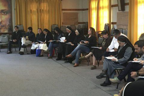 Participación Salesiana en Encuentro Nacional de Pastoral Vocacional