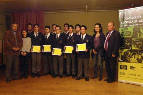 Concepción – Colegio se integra a la Red de Cineclubes Escolares