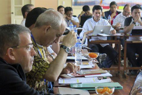 Encuentro Delegados PJ: Cuadro de Referencia, Voluntariado y Familia