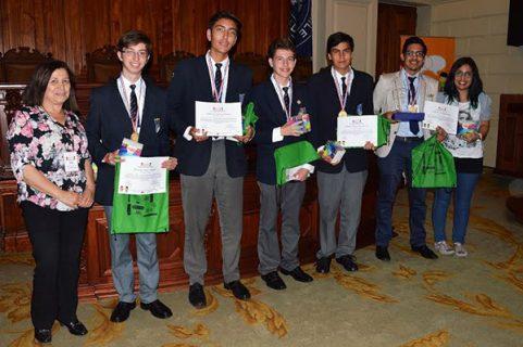 Colegio Don Bosco de Iquique obtiene primer lugar en Torneo de Debates Científicos