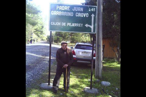 Municipalidad de Linares brinda homenaje a Salesiano dando su nombre a ruta Precordillerana