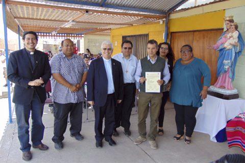Alto Hospicio – Nuevo proyecto para el inicio de la Casa Juvenil San Juan Bosco