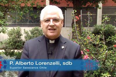 [VIDEO] Saludo Navidad 2015 Inspector P. Alberto Lorenzelli
