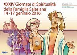Jornadas de Espiritualidad de la Familia Salesiana 2016
