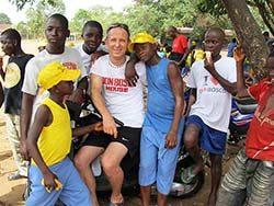 Post-Ébola: la realidad social y el compromiso salesiano