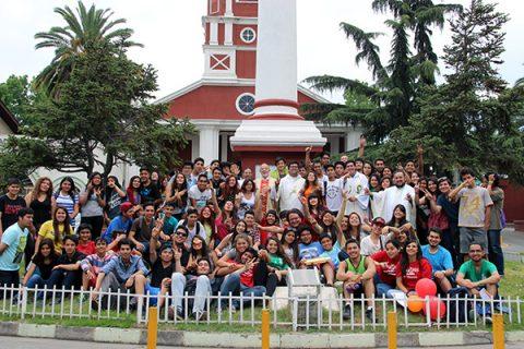 Colonias Salesianas animadas por el colegio y la parroquia salesiana de Macul