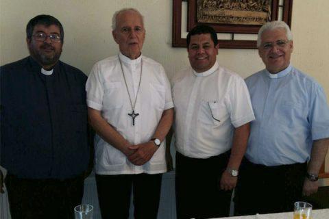 P. Néstor Muñoz asume dirección de la comunidad de Valparaíso