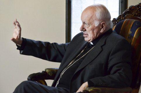 Cardenal Ricardo Ezzati: Un hijo en el seno materno, no puede ser descartado