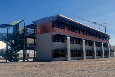Conclusión de obras Colegio Técnico Industrial Don Bosco Calama