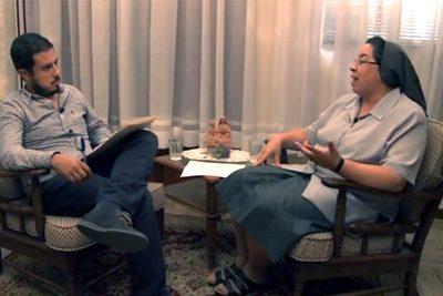 [VIDEO] Entrevista a la nueva Provincial de las Hijas de María Auxiliadora