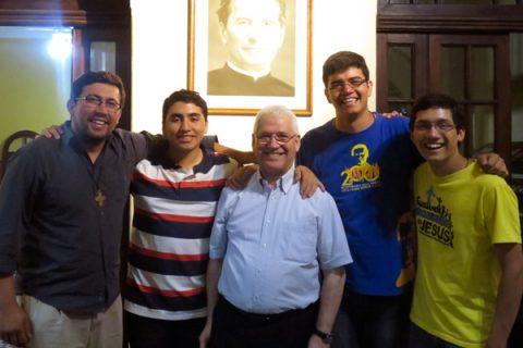 Jóvenes chilenos comenzaron Noviciado en Argentina
