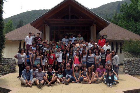 Campamento Casa Juvenil en Las Peñas