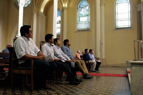 Posnovicios chilenos renovaron votos en vista a su consagración como Salesianos