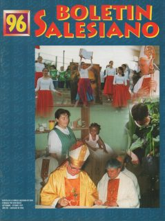 Boletín Salesiano Nº96