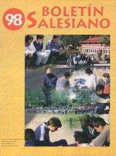 Boletín Salesiano Nº98