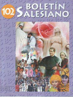 Boletín Salesiano Nº102