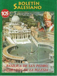 Boletín Salesiano Nº105