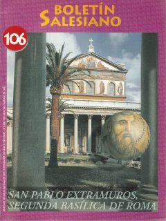 Boletín Salesiano Nº106