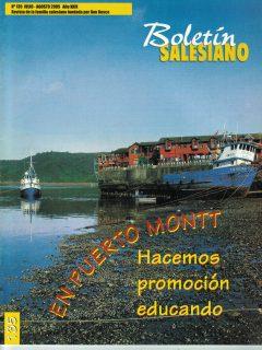Boletín Salesiano Nº135