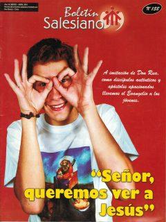 Boletín Salesiano Nº158