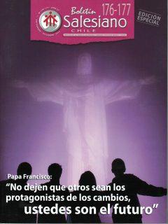 """Boletín Salesiano Nº176 – 177 """"Edición Especial"""""""